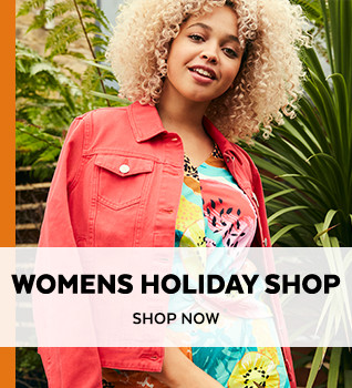 Womens Holiday Shop. Shop Now.